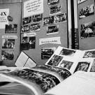 Szkoła na starej fotografii
