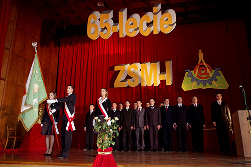 65-lecie ZSMI