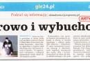 Express Powiatu Lęborskiego - Kolorowo i wybuchowo.