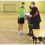 Powiatowe Mistrzostwa Szkół Ponadgimnazjalnych w futsalu