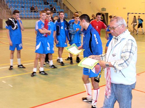 Futsalowy finał