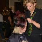 II miejsce dla ZSP nr 1 w Regionalnym Konkursie Fryzjerskim
