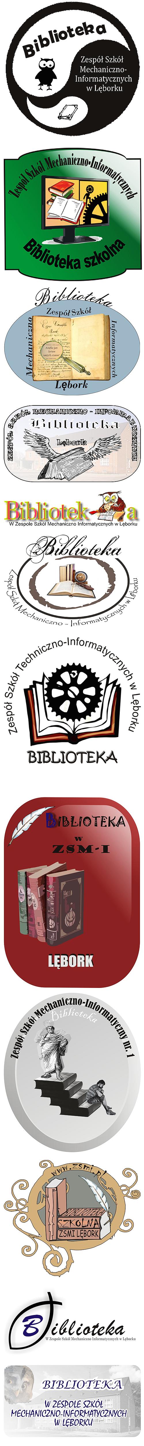 Wybierz logo Bibliotek