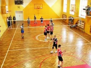Turniej siatkówki oPuchar Dyrektora Szkoły ZSP nr1