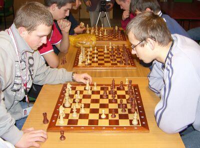 Turniej szachowy o mistrzostwo ZSP nr 1