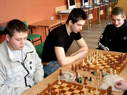 Turniej szachowy o mistrzostwo ZSMI