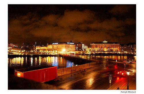 Tydzień w Sztokholmie