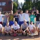 Finał Międzyklasowych zmagań w piłce nożnej