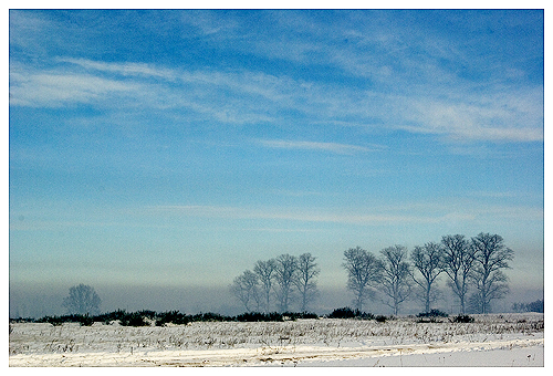 Zima wpoezji …i nafotografii konkurs