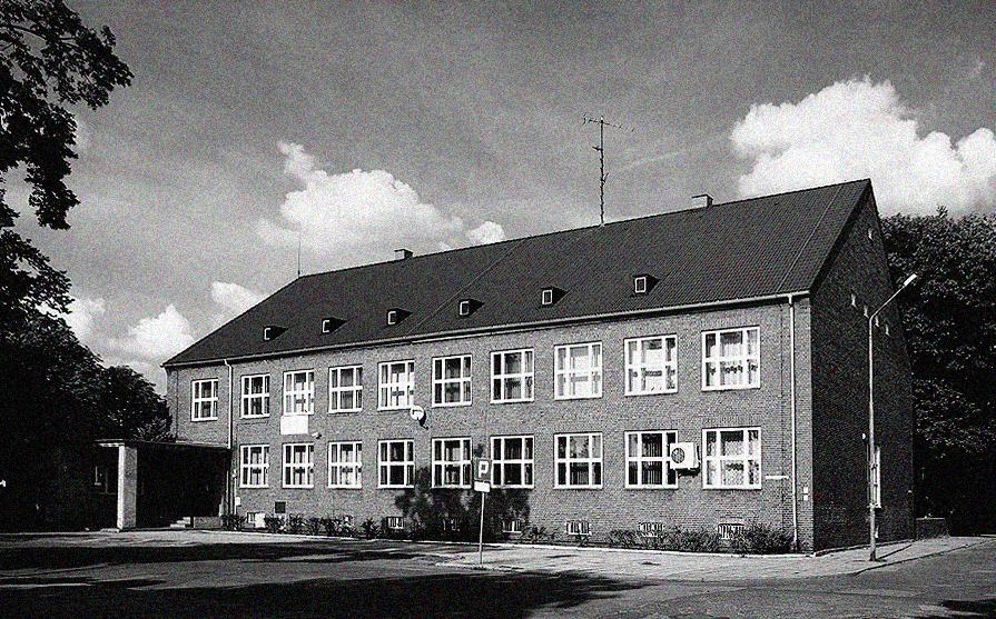 Obecny Budynek szkoły. Technikum nr4