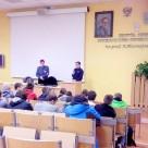 Policja w Zespole Szkół Mechaniczno - Informatycznych w Lęborku