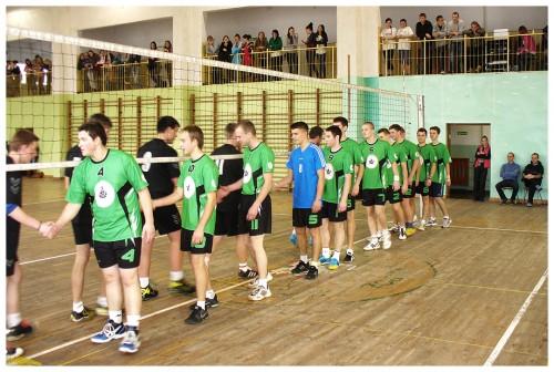 Turniej piłki siatkowej opuchar Durektora ZSGŻiA
