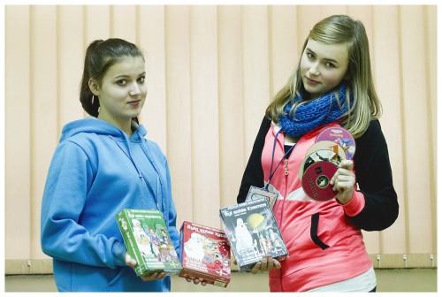 Wielka zbiórka płyt CD iDVD wlęborskim Mechaniku
