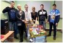 Bożonarodzeniowe paczki przygotowane przez uczniów oraz pracowników ZSMI