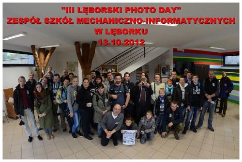 Zdjęcia uczestników III Lęborskiego Photo Day