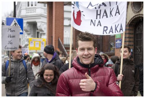Mam Haka na Raka: Happening