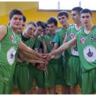 Licealiada w piłce koszykowej mężczyzn