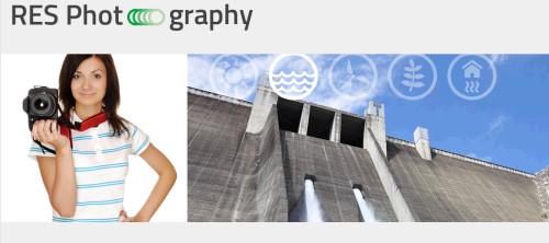 """Konkurs fotograficzny """"Odnawialne źródła energii"""