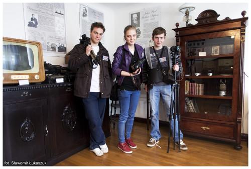 VI Lęborski Photo Day z udziałem uczniów ZSMI