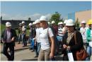 Wycieczka do Elektrociepłowni Wybrzeże w Gdyni