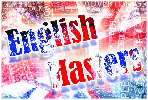 "Are you a ""English Master""?"