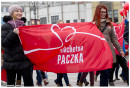 Lębork na marszu Szlachetnej Paczki w Sopocie