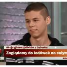 Adrian Stawicki - laureat Ogólnopolskiego Konkursu na Interaktywny Produkt IT