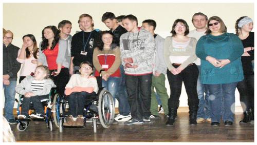 3 grudnia 2013 roku   Międzynarodowy   Dzień Niepełnosprawnych