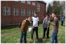 Akcja sadzenia drzew miododajnych