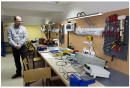 Otwarcie pracowni elektrycznej