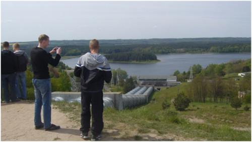 Zwiedzanie Zakładu Energetyki Cieplnej Kępice