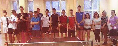 Mistrzostwa ZSMI w tenisie stołowym