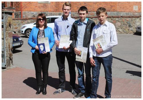 Diecezjalny etap konkursu biblijnego - Kościerzyna 2015