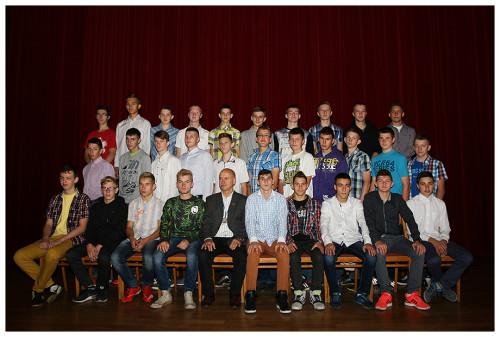 ZSMI Lębork - zdjęcie klasy IG
