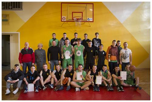 """Turniej koszykówki o""""Puchar Starosty Lęborskiego"""""""