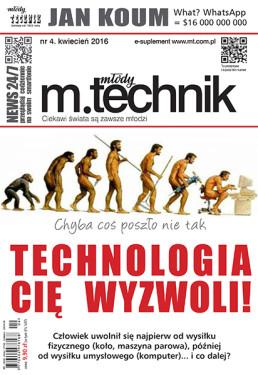 Czy technologia cię wyzwoli ?