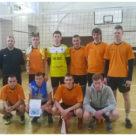 Reprezentacja ZSMI w turnieju siatkowym mężczyzn.