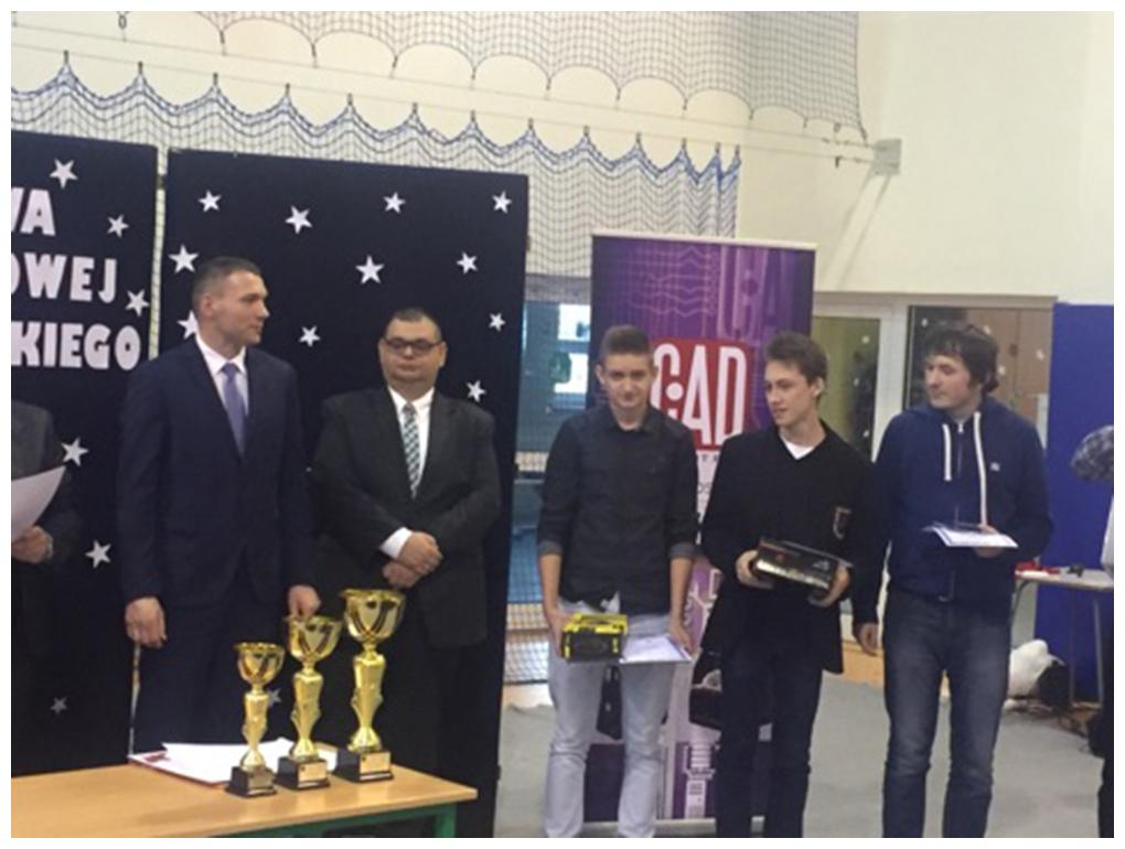 XVI Mistrzostwa Wiedzy Komputerowej Powiatu Wejherowskiego