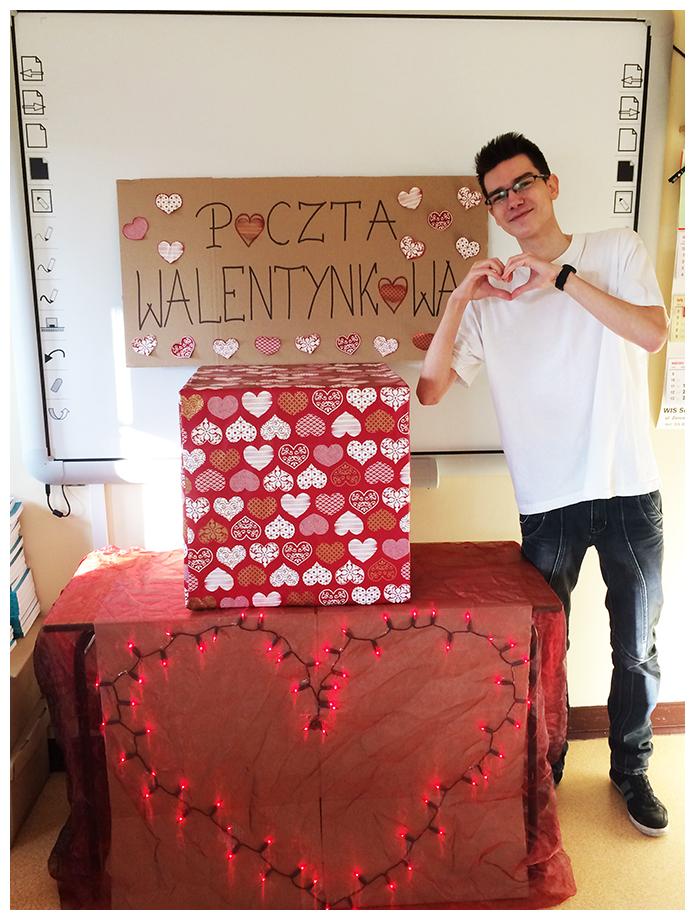 Poczta Walentynkowa !!!