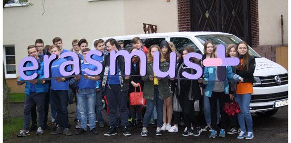 Konferencja Erasmus+ wLęborku